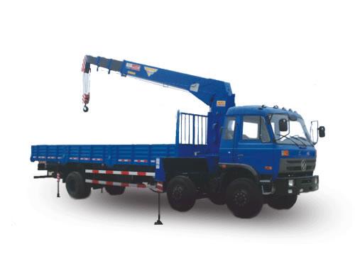 湖南飞涛SQ1204 12吨直臂4节臂随车起重机