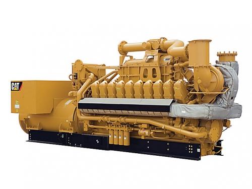 卡特彼勒G3520C燃气发电机组