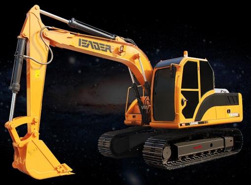 雷道LD150E挖掘机