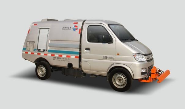 同辉汽车QTH5030GQX1.2方长安底盘高压清洗车