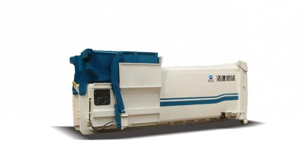 国机洛建LH15YDZ/LH10YDZ移动式垃圾压缩站
