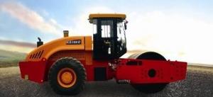 科泰重工KS336HD单钢轮压路机(双驱)