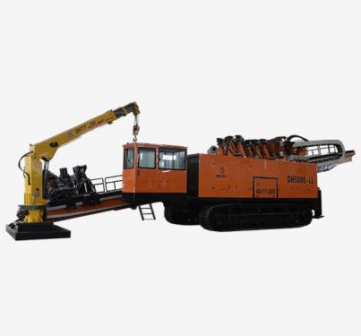 德航重工DH5000-LL水平定向钻