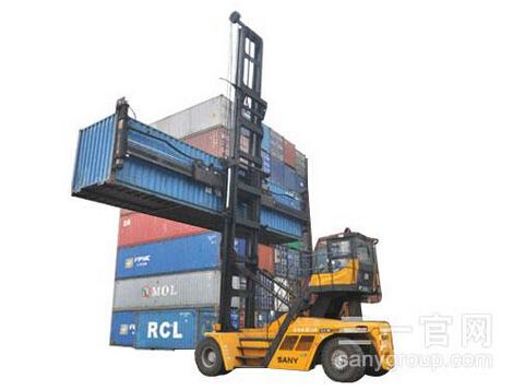三一重工SDCY90K8C6集装箱空箱堆高机