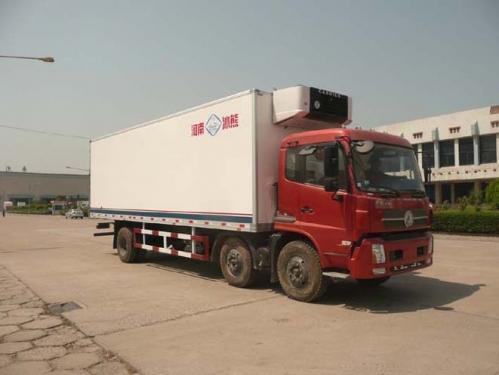 楚飞东风天锦DFL1190BX冷藏车