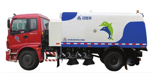 航天晨光CGJ5168TSL扫路车