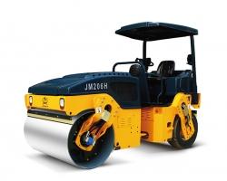 骏马JM206H全液压组合式振动压路机