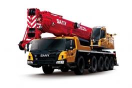 三一重工SAC1000全地面起重机