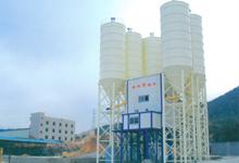 南侨HZS - 60、90、120、180商品混泥土搅拌站