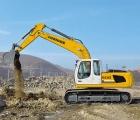 利勃海尔R906Litronic履带式挖掘机
