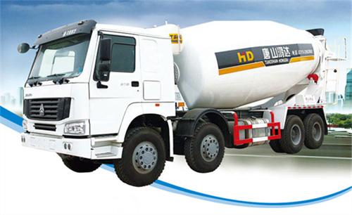 唐鸿重工XT531*GJBZZ**豪泺系列搅拌运输车