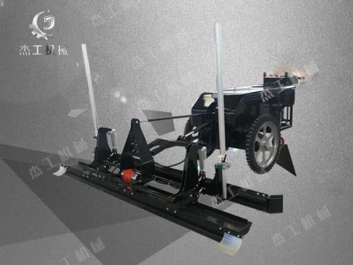 杰工SDJG-203手扶激光整平机