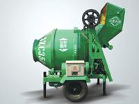 鸿达JZC200混凝土搅拌机