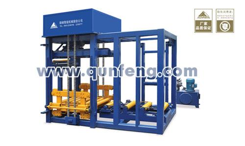 群峰智能GBJ1100X950型自动供板机砖机