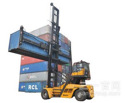 三一重工SDCY90K8C集装箱空箱堆高机
