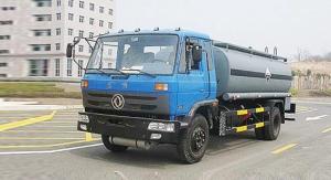 程力东风145化工液体运输车-EQ1110GLJ