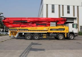 柳工HDL5431THB5664E混凝土泵车