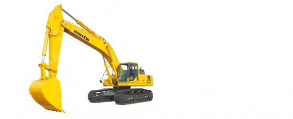 小松PC400-8履带式液压挖掘机