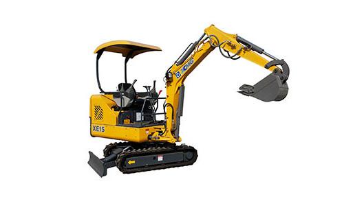 徐工XE15小型挖掘机