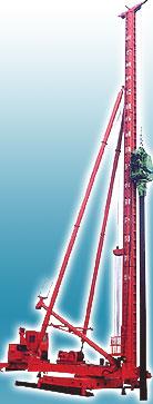 振中JZB90/JZB200/JZB240步履式多功能桩机
