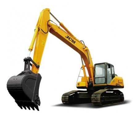 山重建机JCM924D履带式挖掘机