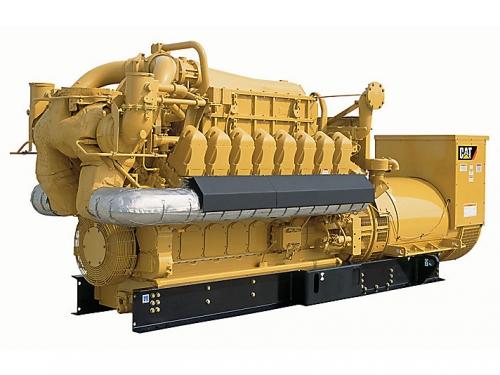 卡特彼勒G3516C燃气发电机组