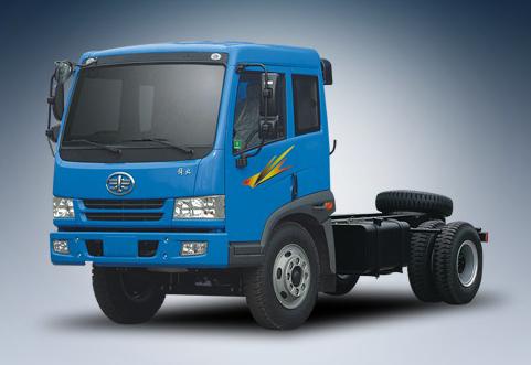 青岛解放J5K 4X2牵引车