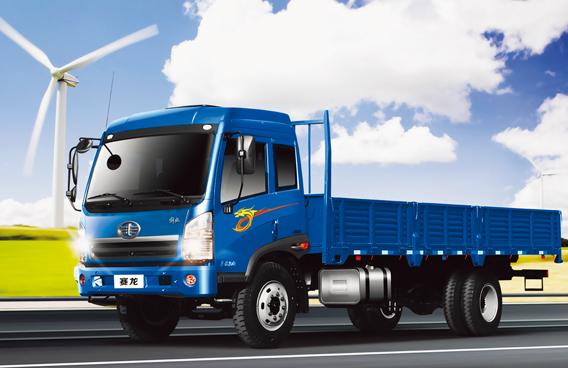 青岛解放赛龙国Ⅳ 4×2载货车(轻量化)