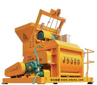 虎鼎机械JS500混凝土搅拌机