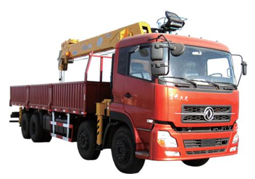 石煤机QYS-16Ⅳ16吨直臂起重机