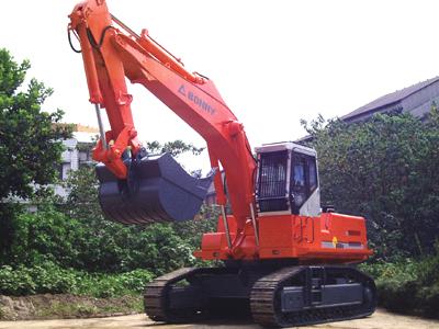 邦立CE460-7反铲液压挖掘机