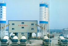 南侨2HZS - 120、180、240、360商品混泥土搅拌站