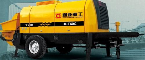 通亚汽车HBT60C-1613-90S拖泵