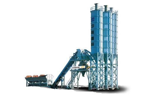 中联重科P系列工程站混凝土搅拌站