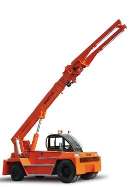 威盛WSM180伸缩臂叉装车