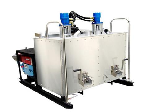 瑞德EAGER-HL80液压双缸热熔�釜