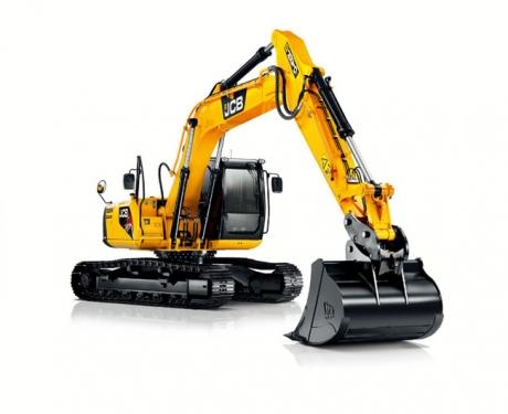 JCBJS210SC履带式液压挖掘机