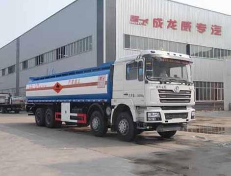 楚飞陕汽前四后八(35立方/国四)运油车