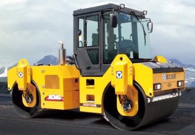 徐工XD102双钢轮压路机