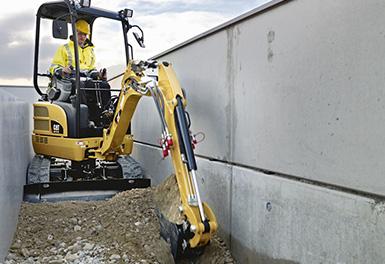 卡特彼勒301.7D CR小型液压挖掘机