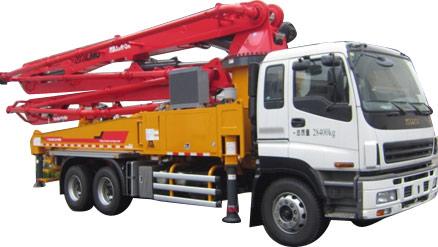 徐工HB39K泵车