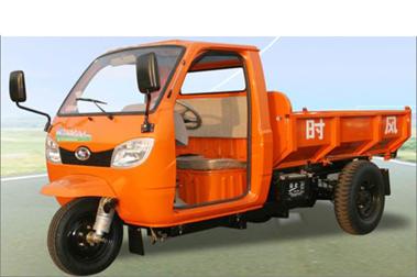 时风新高尔夫简易棚矿用三轮运输车