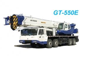 北起多田野GT-550E(自制底盘)汽车起重机