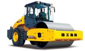 徐工XS142J机械单钢轮振动压路机