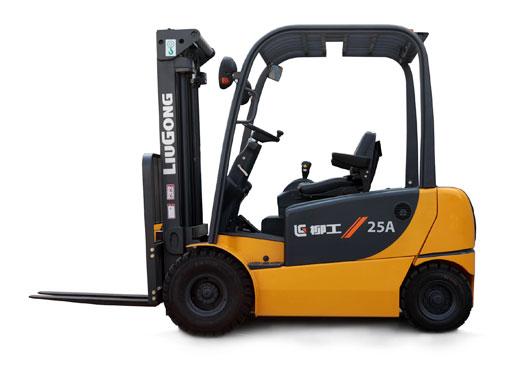 柳工CLG2025A-S电动平衡重式叉车