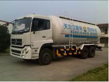 南京天印NJZ5251GFL3/NJZ5252GFL3型干混砂浆运输车