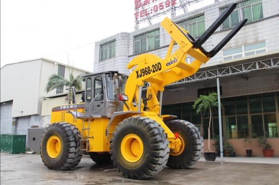 厦金XJ968-20D叉装车