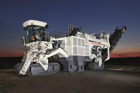 维特根4200 SM 露天采矿机