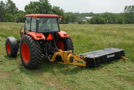 威猛M6040圆盘式割草机