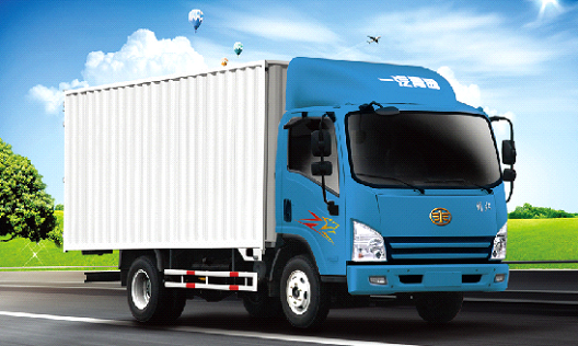青岛解放虎V4×2载货车